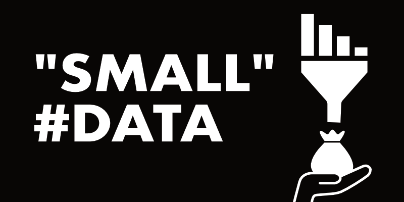 """Small Data"" or Big Data (Analytik im online Marketing)"